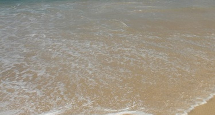 El agua salada del mar afecta negativamente a los aires acondicionados.