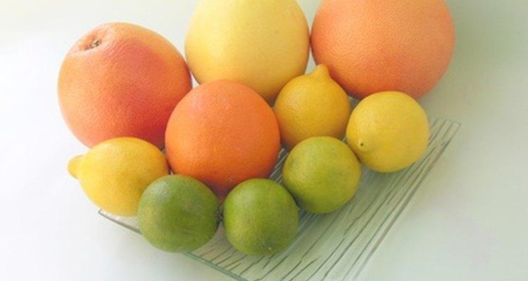 Enjoy a rainbow of citrus fruit.