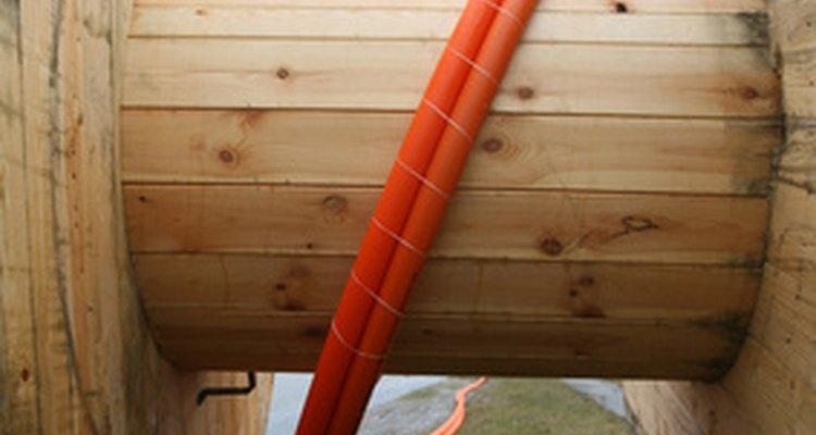 Los calibres de los cables proveen estándares para el cableado eléctrico