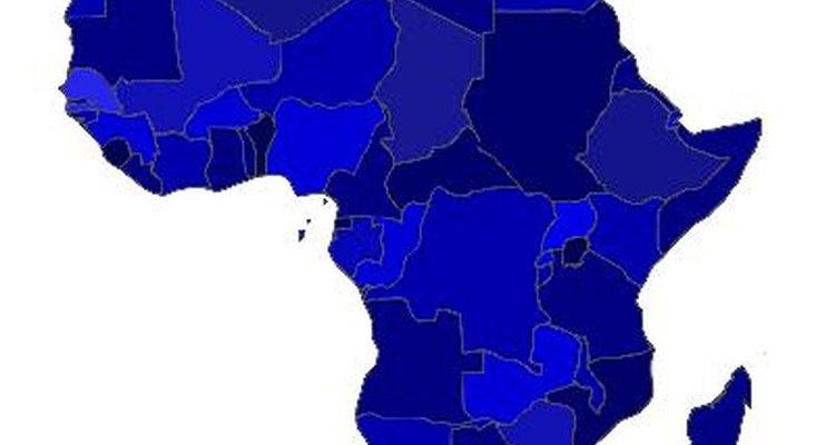 """El """"Reparto de África"""" fue tratado en la Conferencia de Berlín de 1884-1885."""