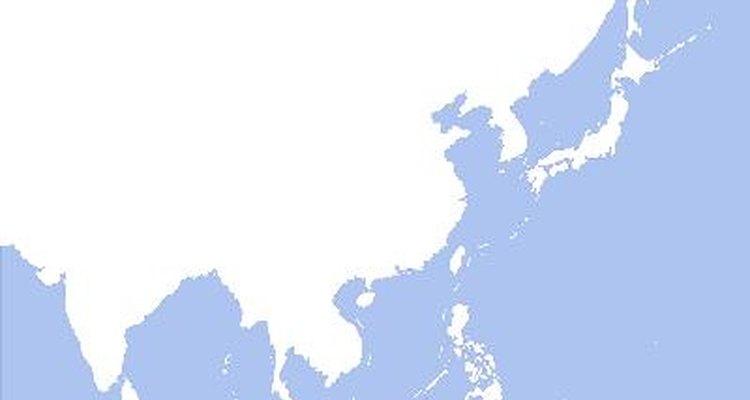 Asia es un continente extenso con una diversidad de culturas.