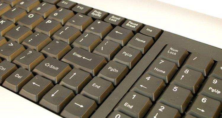 Converter um teclado confio para um sem fio é desafiador, mas possível