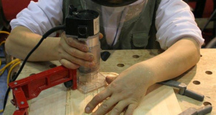 Los diseñadores industriales a menudo modelan sus ideas en pequeña escala para probar su viabilidad.