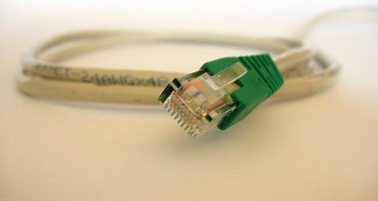 Você pode colocar um lag switch em um cabo Ethernet