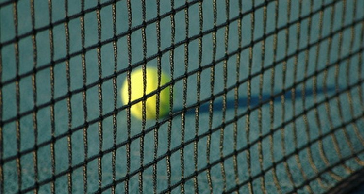 Tennis court construction costs depend on the type of court.