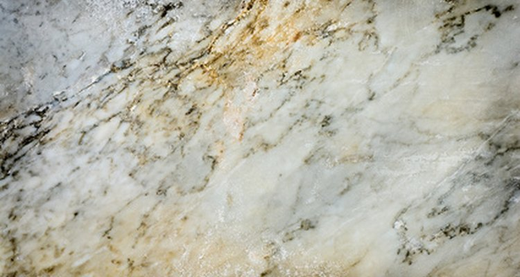 Marble is a hard, natural matieral.