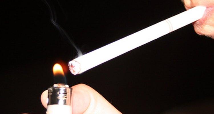 Fumar pode piorar a sua gripe ou resfriado, acumulando mais muco
