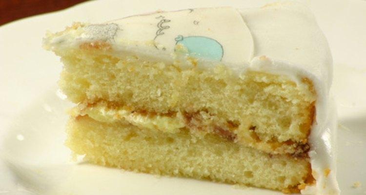 Hacer una torta esponjosa es fácil.