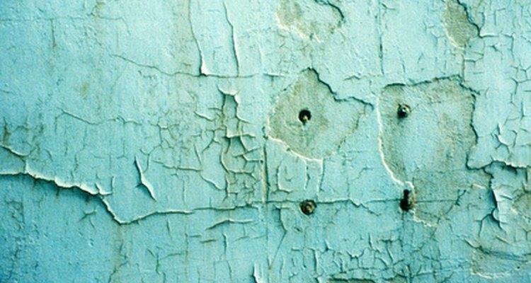 Essa parede, por exemplo, não é ideal para uma projeção