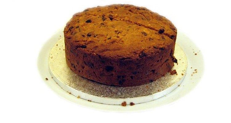 Herramientas para hacer un pastel.