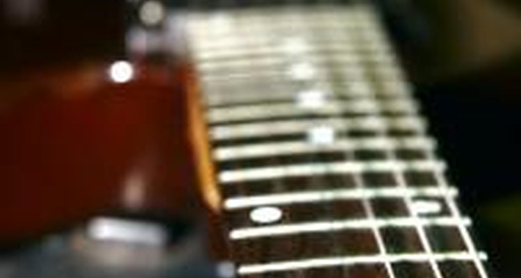 Braço da guitarra