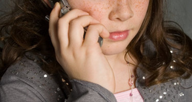 Adults need access to their childrens to know they are safe, but cell phones may affect the children negatively as well.