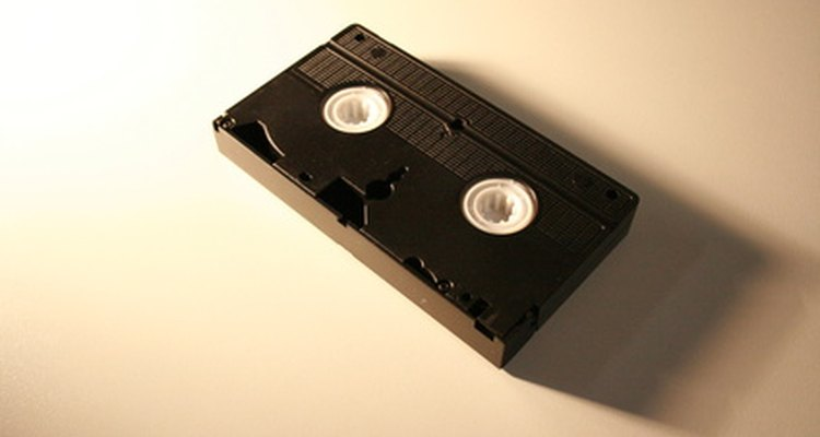 Play VHS tapes on your VCR.