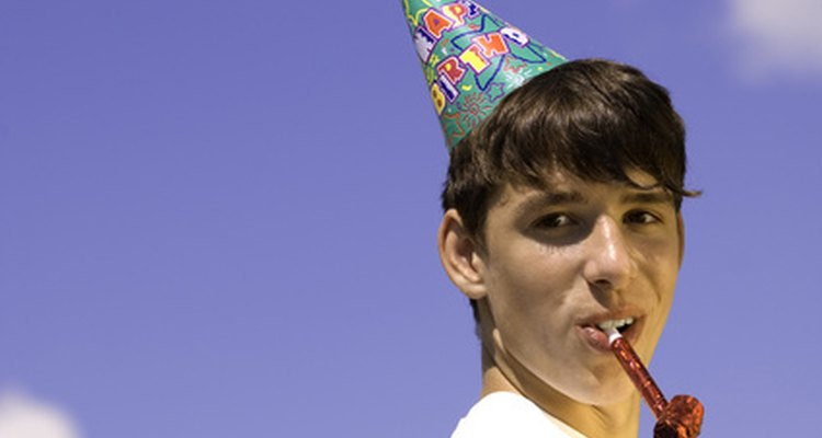 Teenagers prefer to celebrate their birthdays in more mature ways.