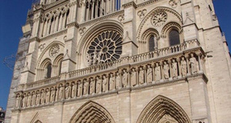 """Notre Dame de París: uno de los """"palacios de la Reina de los cielos"""", según las palabras de Henry Adams."""