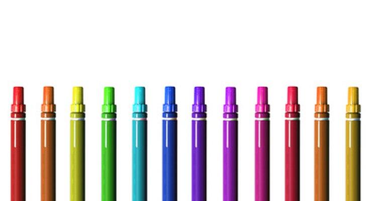 Renove as canetas gel ressecadas e economize dinheiro
