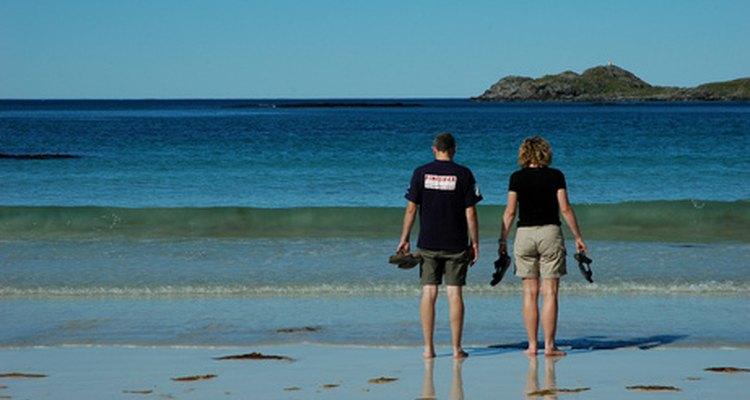 Localizar a un miembro de la familia en Australia puede resultar en una reunión dichosa.
