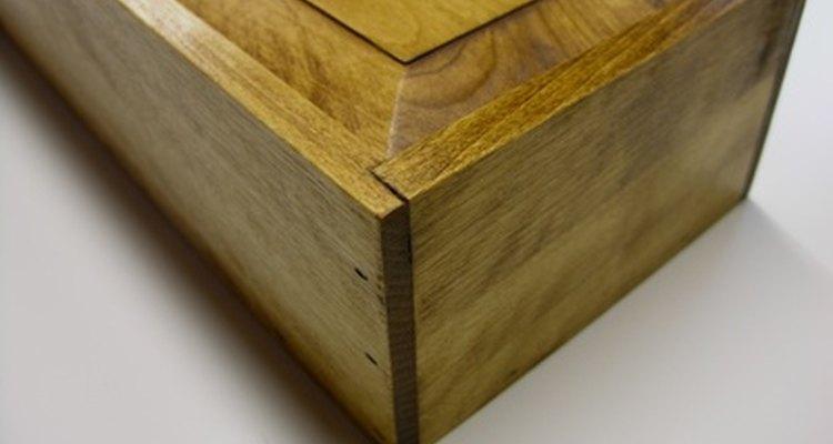 Acabamentos de óleo realçam a beleza natural da madeira