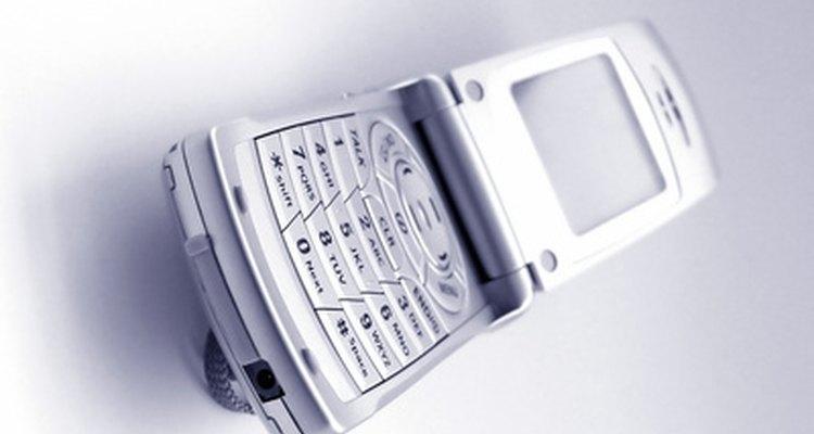 Os telefone celulares possuem uma pequena quantidade de diferentes substancias de metais