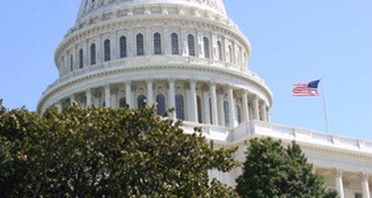 El poder legislativo está representado a través de las acciones del congreso.