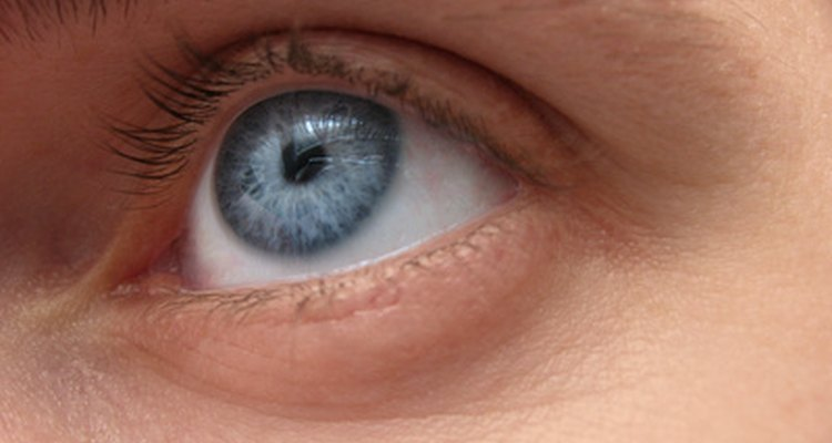 Some parasites prefer the eye