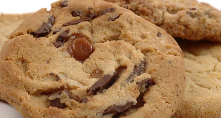 Guarde a massa de biscoitos para fazê-los rapidamente no futuro