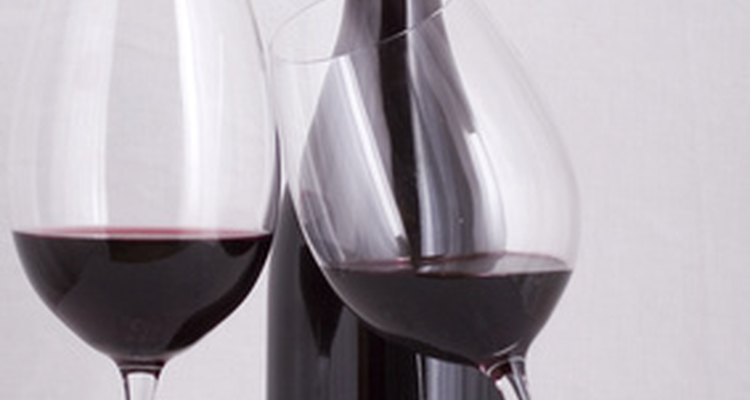 Claret red is a dark red that mimics the colour of the claret variety of wine.