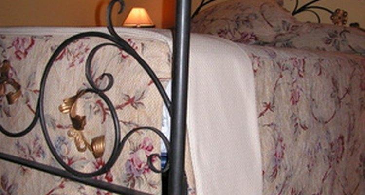 No hay reglas estrictas sobre la regularidad con la que deberías cambiar las sábanas.