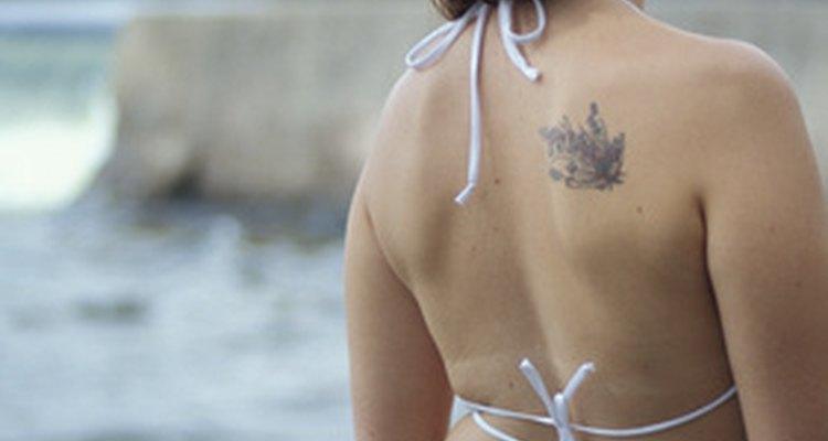 Los tatuajes pequeños son un buen punto de partida para las novatas.