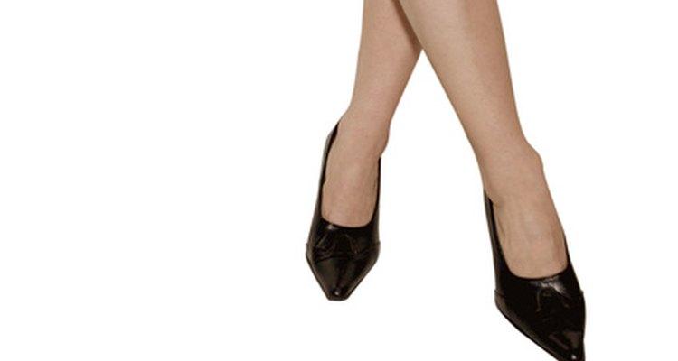El talle B es medio para el calzado femenino.