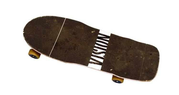 Los componentes de las tablas de skate, como los rodamientos, se han vuelto tecnológicos en el siglo XXI.