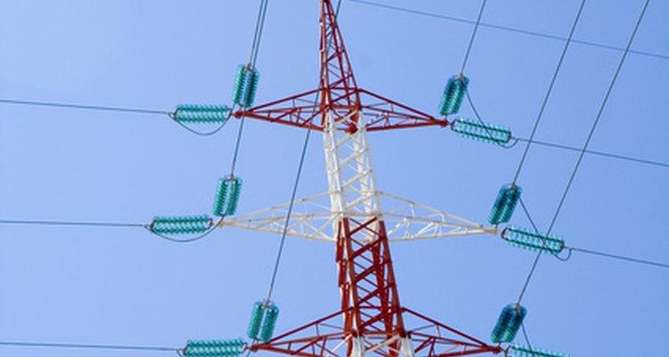 La electricidad es vital en el estilo de vida moderno.