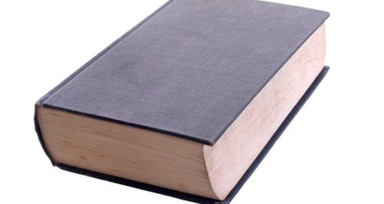 Acrescentar um capa falsa a um livro pode deixá-lo mais interessante