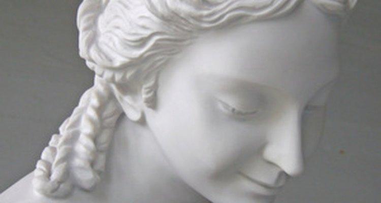 En una tendencia ascendente peinados antigua grecia Fotos de cortes de pelo tendencias - Peinados en la antigua Grecia en el periodo clásico