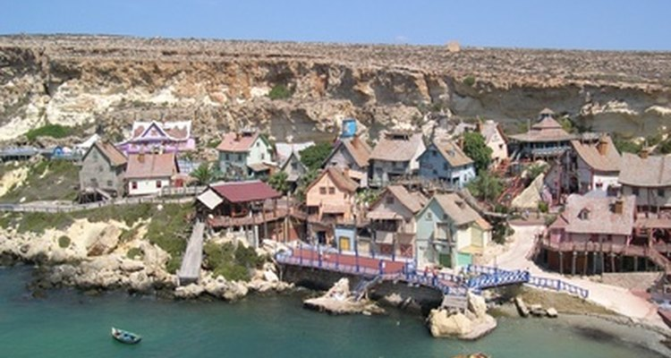 Malta es un archipiélago localizado en el mar Mediterráneo.