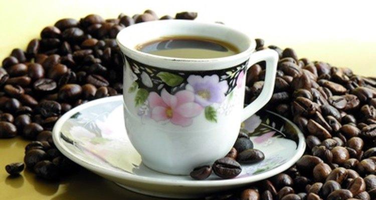 Los granos de café tienen un gran número de propiedades para la salud.