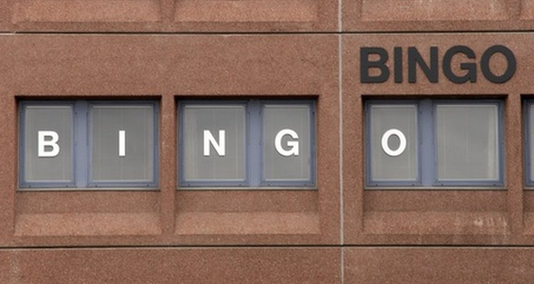 O bingo é um jogo divertido para todas as idades