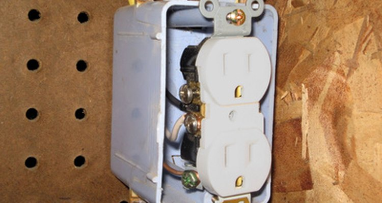 An MCB prevents overloads that could damage devices plugged into a socket.