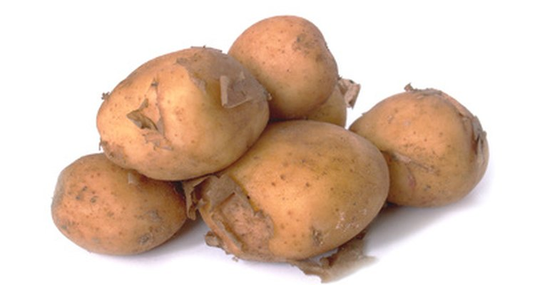 Spuds like these have been feeding people in England for a very long time.