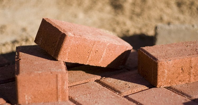 Um chão de tijolos bem construído pode durar décadas