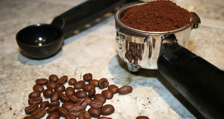 Los molidos finos son necesarios para preparar el café expreso.