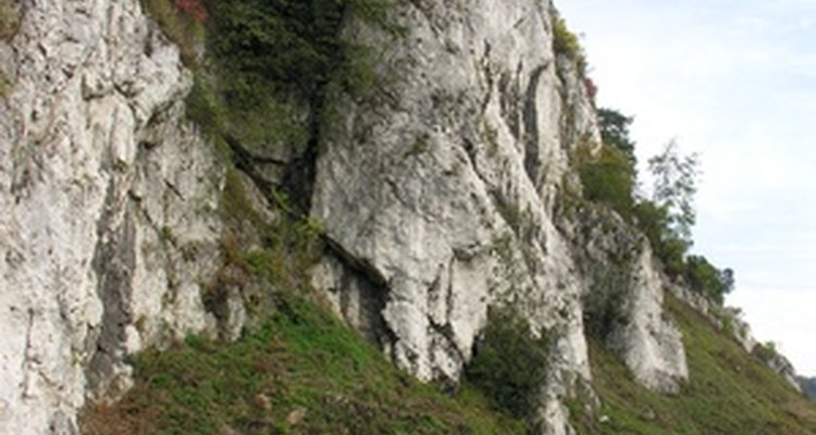 Hay muchas variedades de piedra caliza con diversos usos.