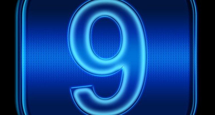 El número que representa el logro.