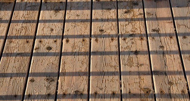 Screw spacing in deck boards is important for structural and aesthetic reasons.