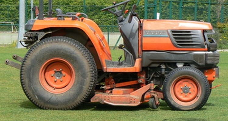 Tractors are among the few vehicles that use hydrostatic transmission.