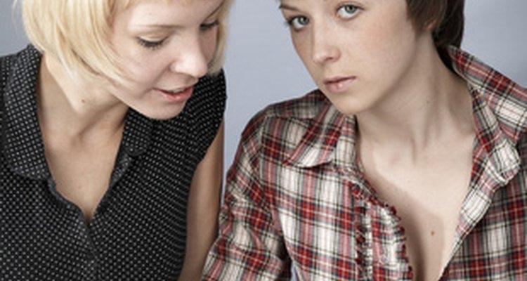 Problemas com relações interpessoais são comuns, mas não cite nomes ou culpe alguém