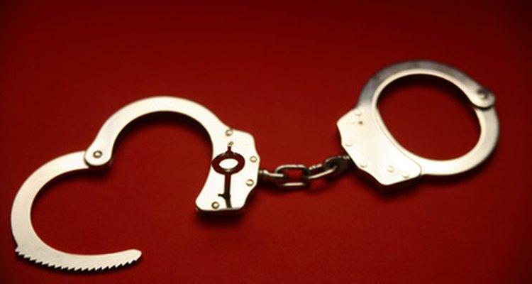 Los grados designan la gravedad de un delito, así como las penas posibles.