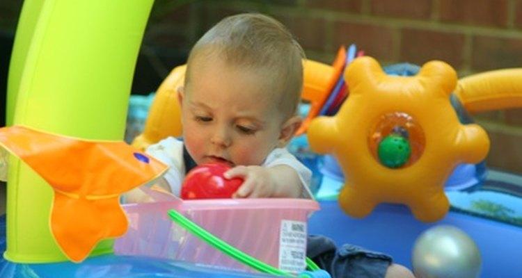 Los niños crecen muy rápido durante sus primeros años.