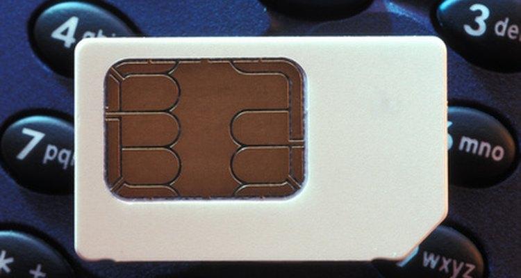 Cartões SIM permite que os usuários destravem e ativem novos aparelhos celulares