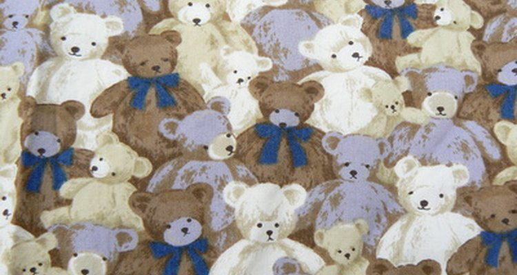 The Steiff company introduced the world to stuffed bears during the 1890s.